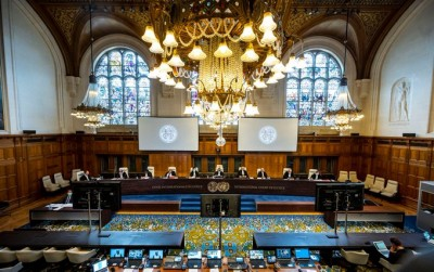 UNSC recognises role of Int'l Court of Justice