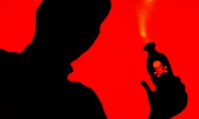 UP: Woman faces 'acid-like' attack by boyfriend