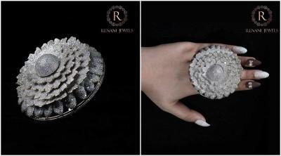UP jeweller makes 'priceless' diamond ring, sets record