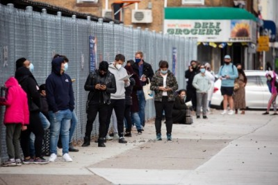 US Covid deaths top 310,000: Johns Hopkins University