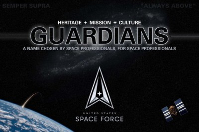 US Space Force troops to be called 'guardians', social media abuzz