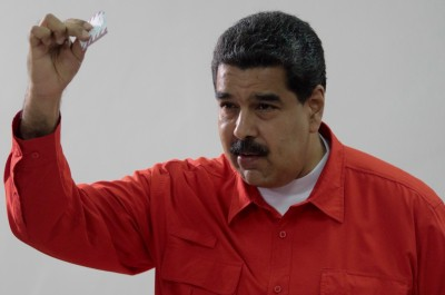 Venezuela's ruling coalition wins 253 legislative seats