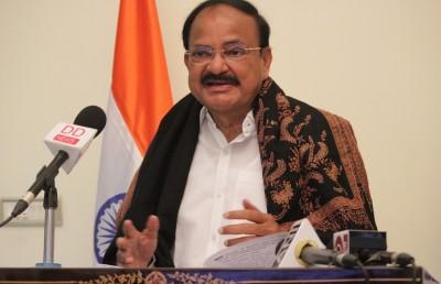 Vice-President Naidu to visit Bengaluru on Dec 29