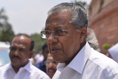 Vijayan biggest beneficiary of gold smuggling: BJP