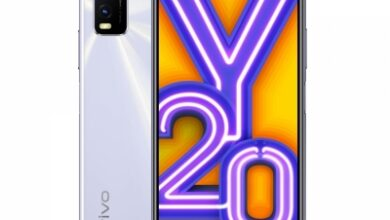 Vivo Y20A with 6.51-inch display, 5,000mAh battery launched at Rs 11,490