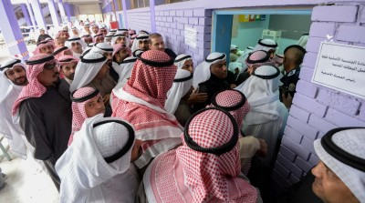 Voting underway for Kuwait parliamentary elections