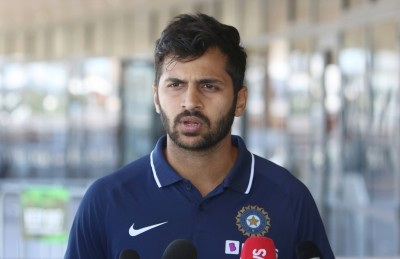 Wanted to keep Aussies away from cut and pull shots: Thakur