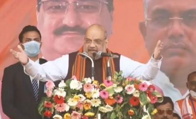 When polls come, 'Didi' will be all alone: Shah