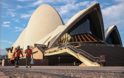 Work from home order eased in Australian state