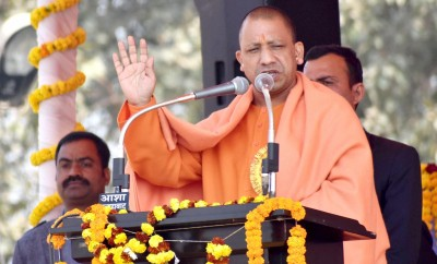 Yogi govt cancels leaves of health staff for vax campaign