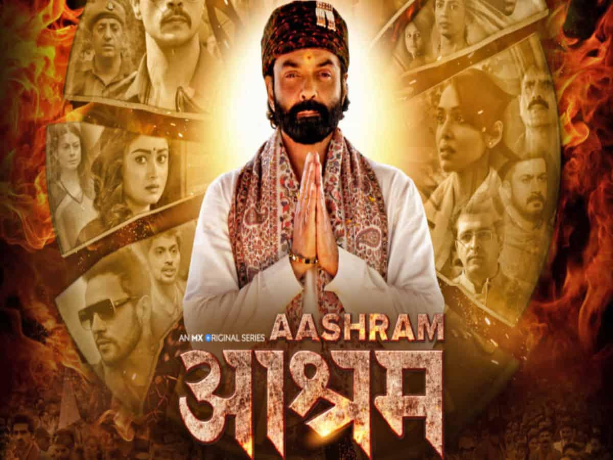 Why netizens are demanding ban of Bobby Deol starrer Aashram web series?