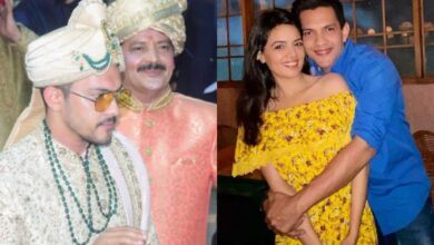 Photo of Aditya Narayan marries his lady love Shweta Aggarwal; see pics, videos