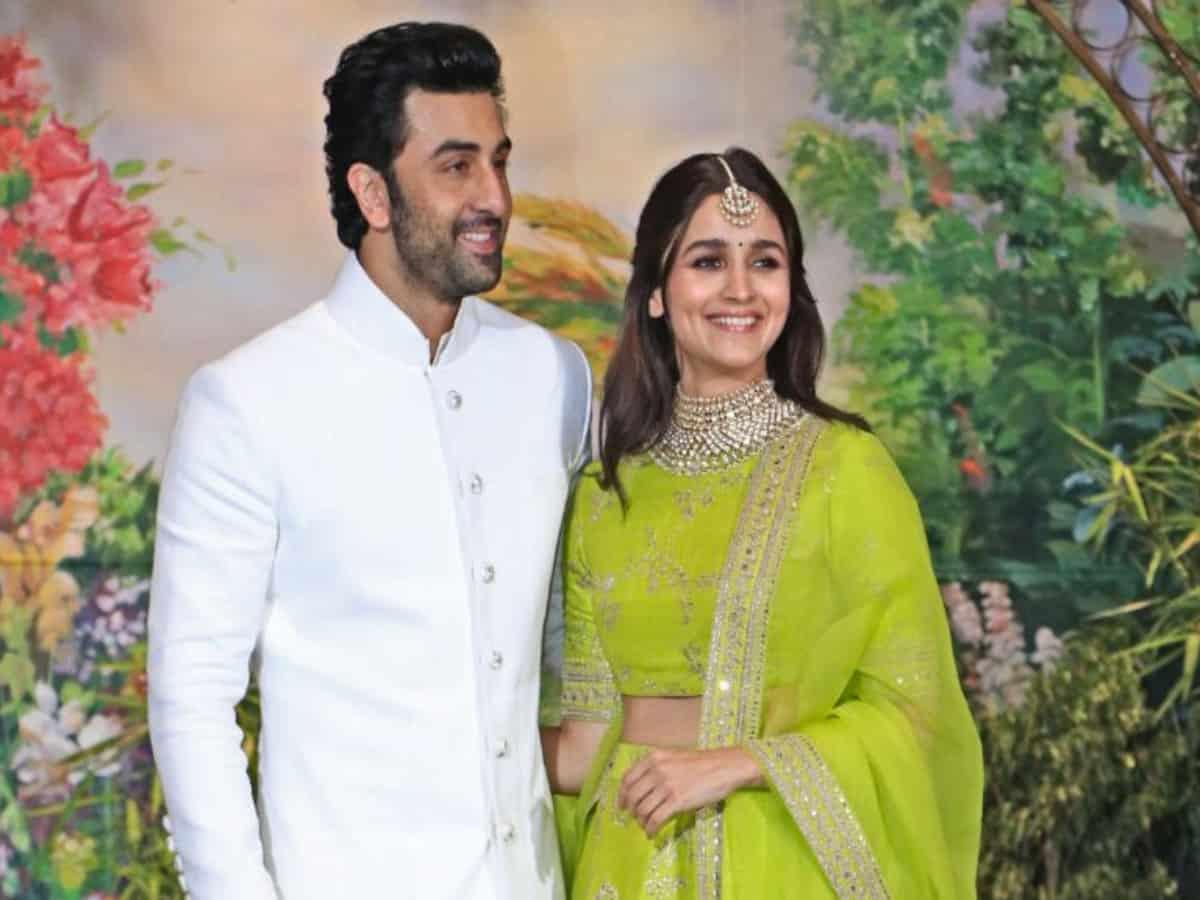 Alia Bhatt responds on her marriage with beau Ranbir Kapoor