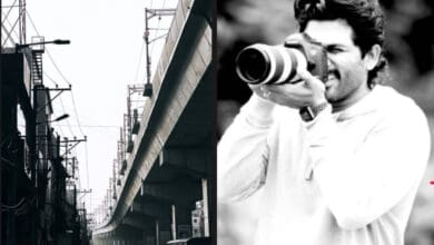 Allu Arjun captures beautiful monochrome snaps of Hyderabad, see pics