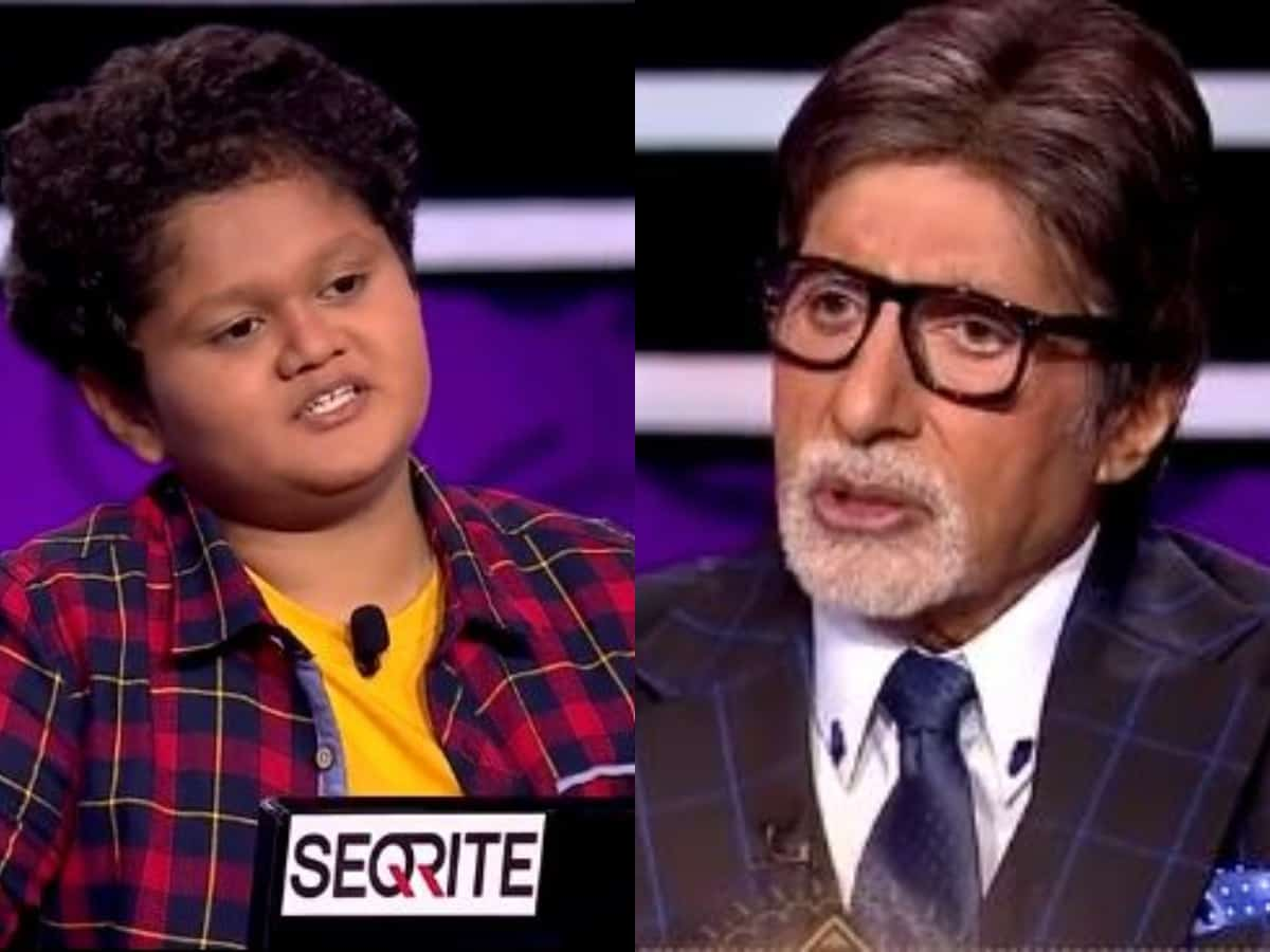 KBC 12: Rs 1 crore question that 12-year-old Anamaya failed to answer