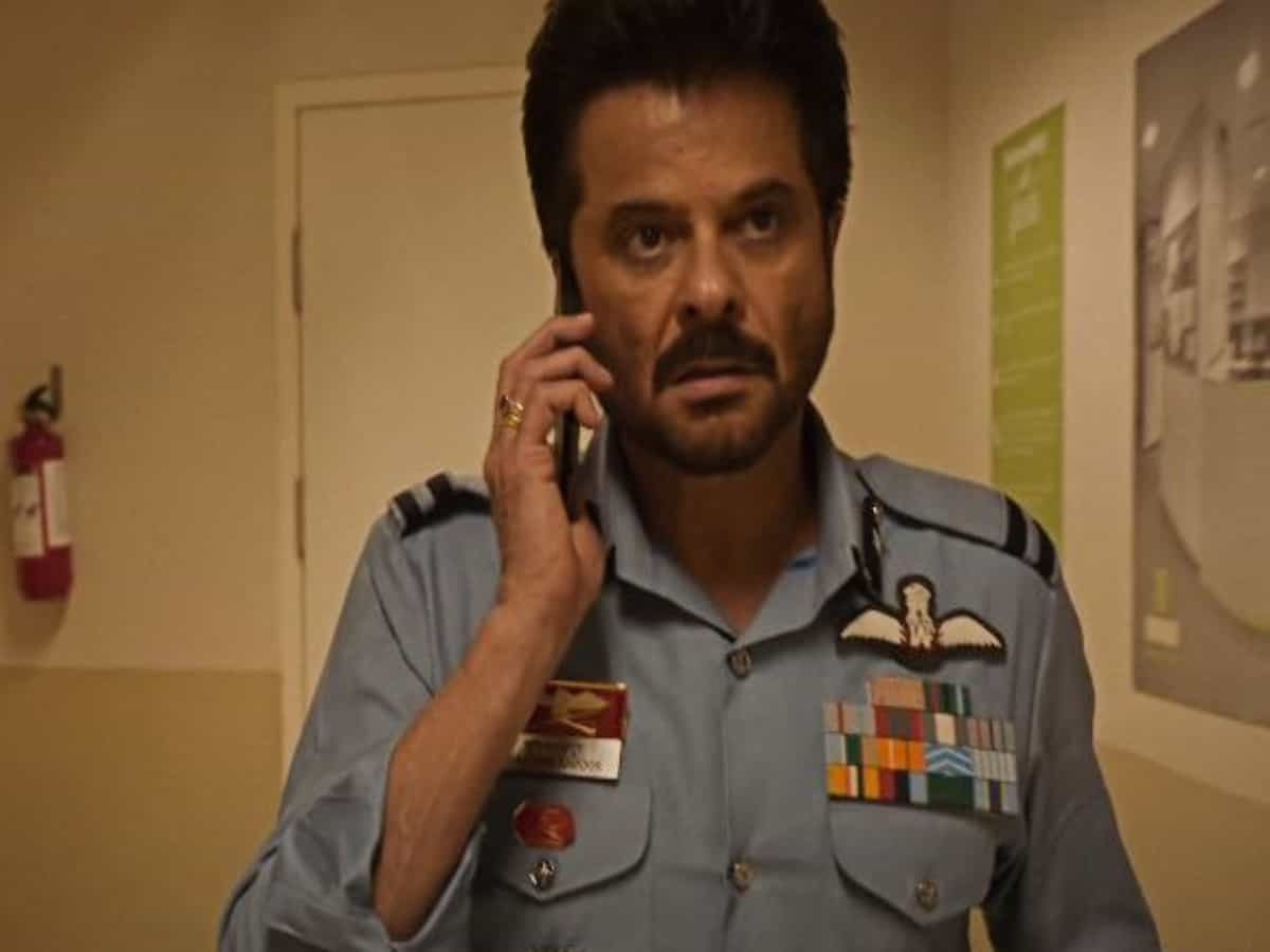 IAF finds fault with Anil Kapoor's 'AK vs AK'; asks to withdraw scenes