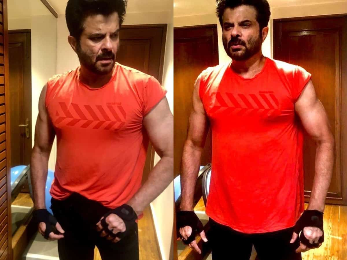 Anil Kapoor's intense cycling video is all the inspiration we need to stay fit