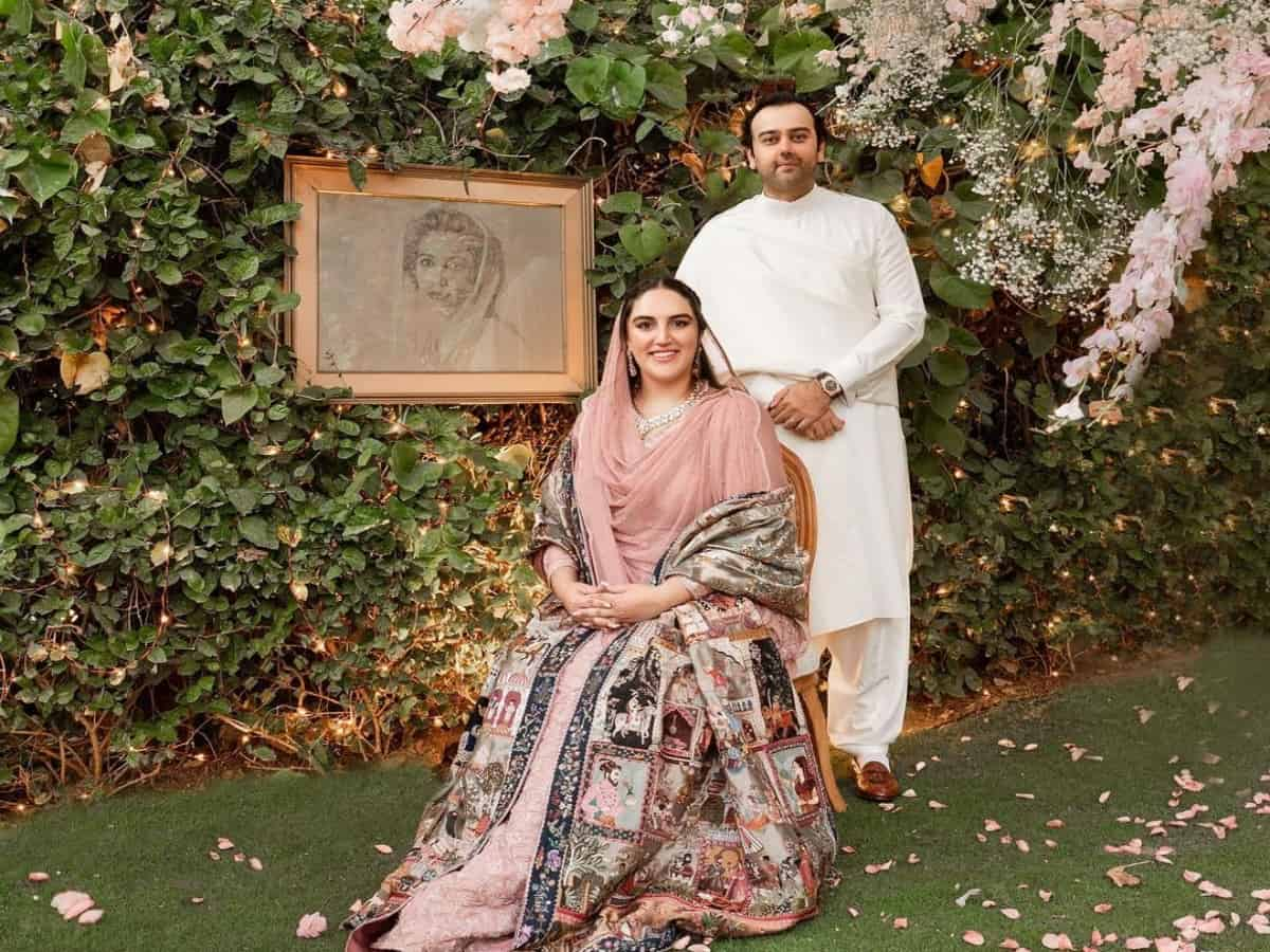 [VIDEO] Benazir Bhutto's daughter Bakhtawar Bhutto gets engaged