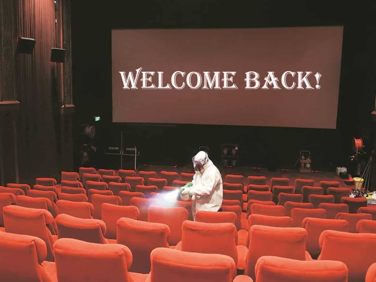 Back to theatres: People share experience of watching movies in cinemas after 8 months