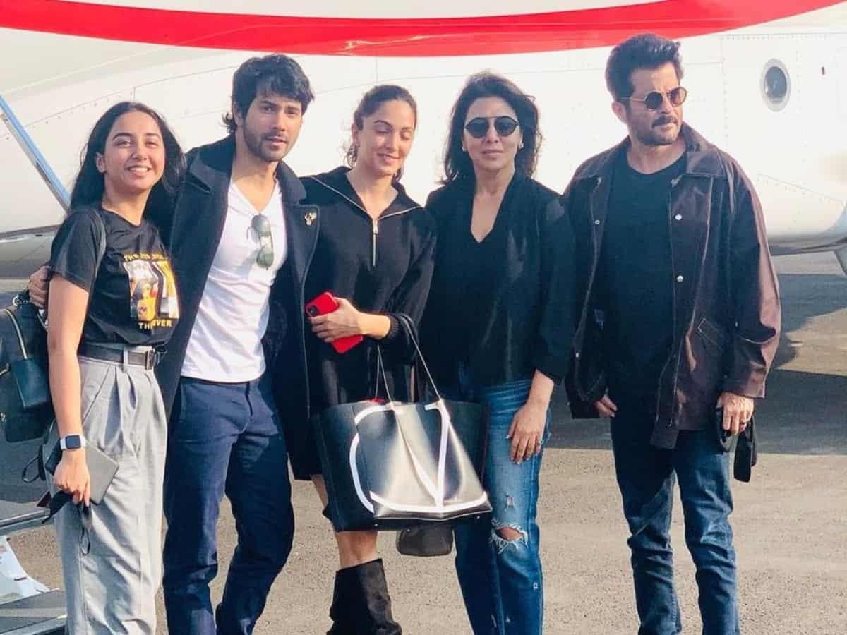 Neetu Kapoor, Anil Kapoor, Varun Dhawan test COVID-19 positive amid shooting