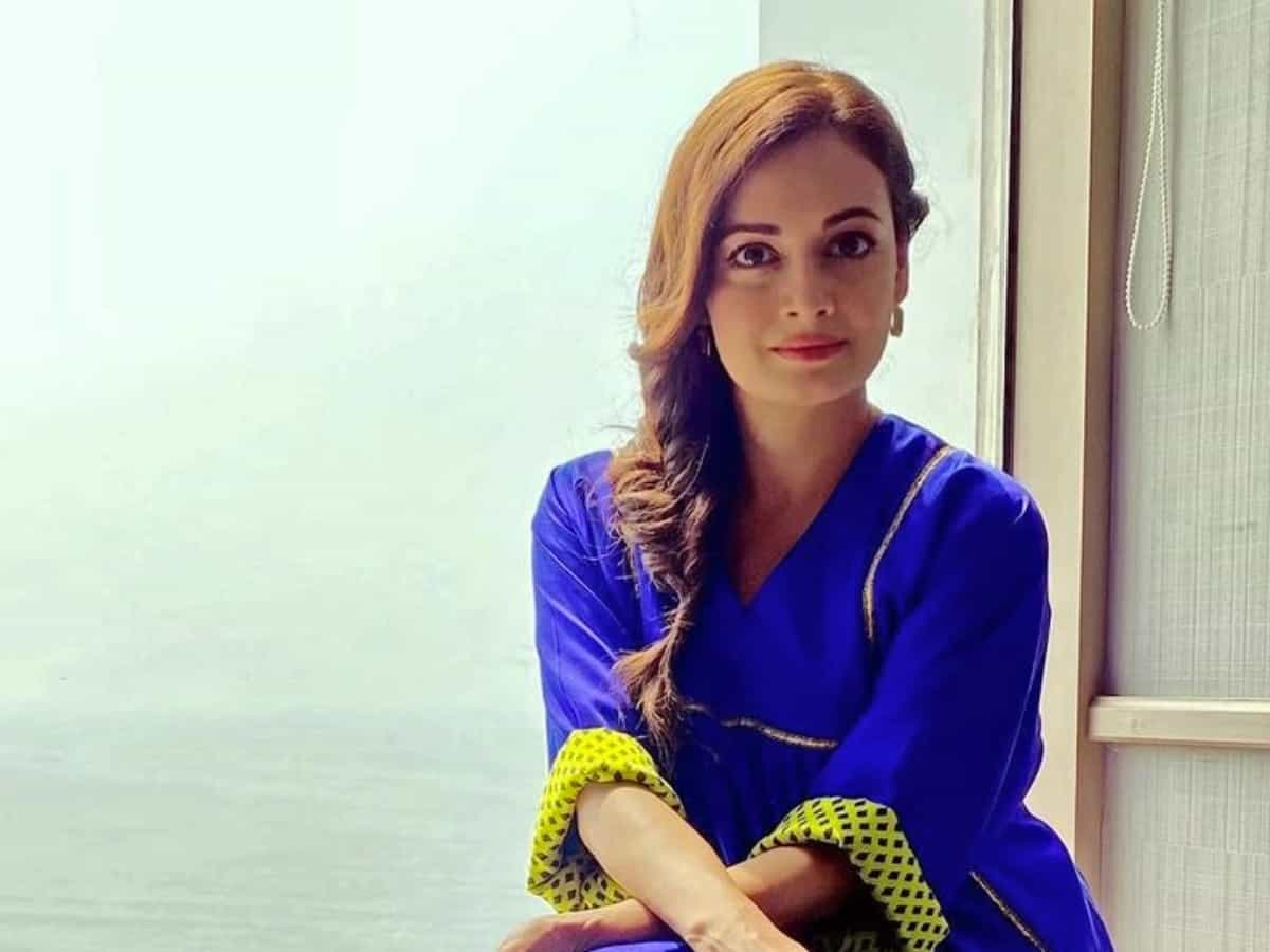Bizarre to see middle-aged actor cast opposite teenage actresses: Dia Mirza