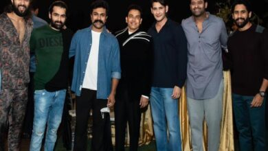 Trending million-dollar pic: All Tollywood 'Big Boys' in single frame