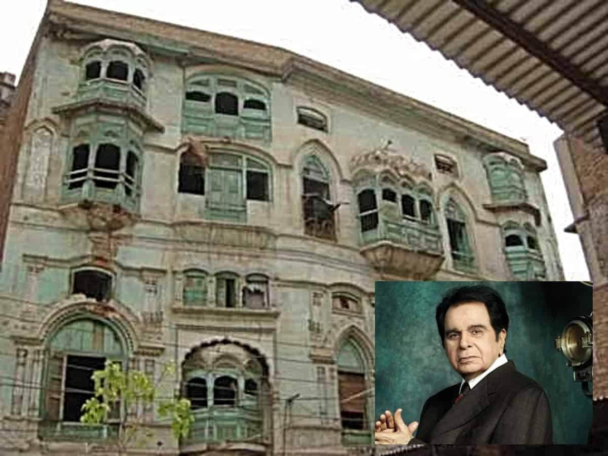 'National heritage': Pak govt. fixes price of Dilip Kumar's Peshawar haveli