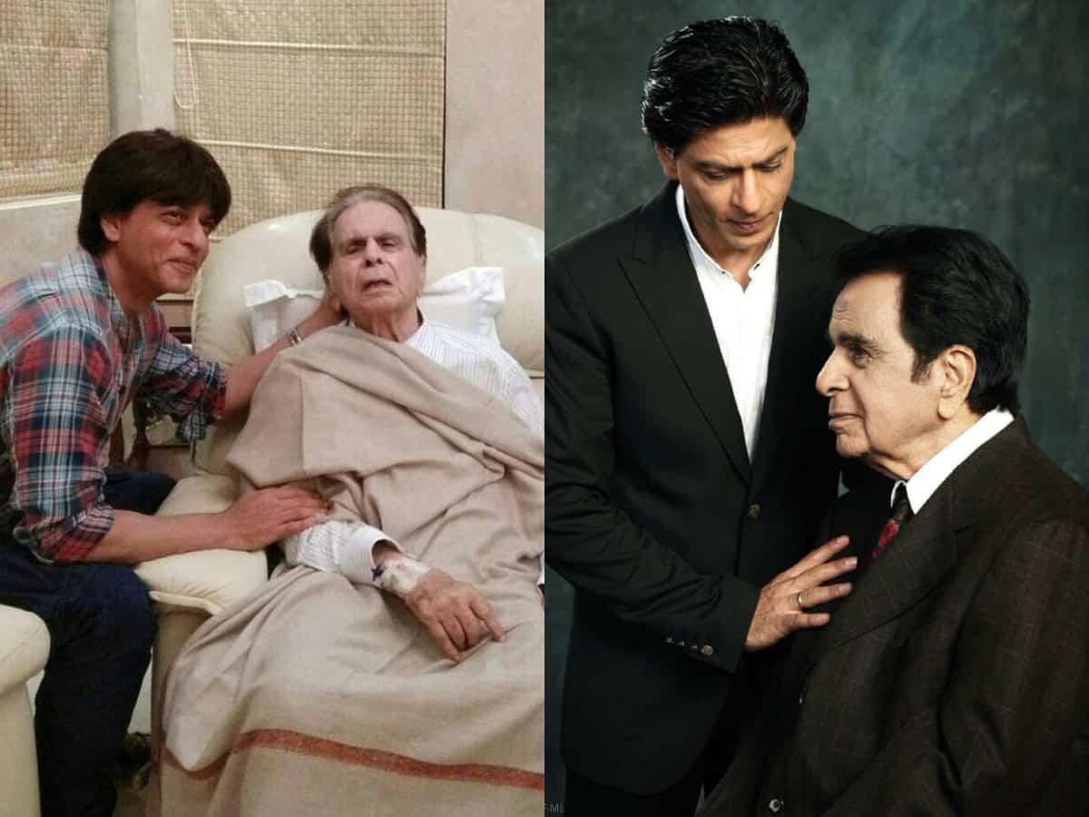 Shah Rukh Khan, Dilip Kumar and their Peshawari connection