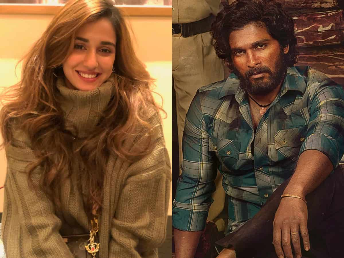 Disha Patani in Allu Arjun's 'Pushpa', check her huge fee for special appearance