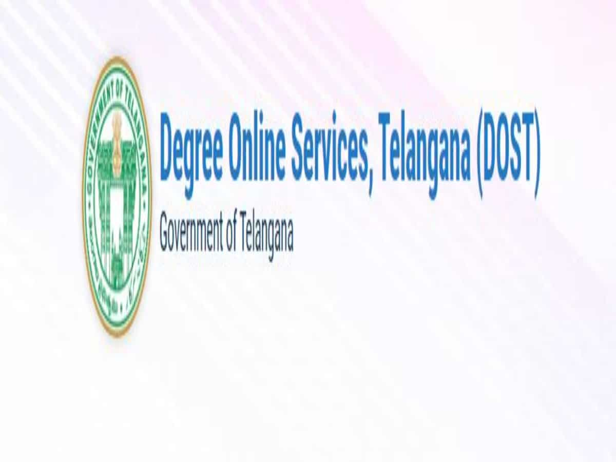 Telangana: Admissions process via DOST to end today