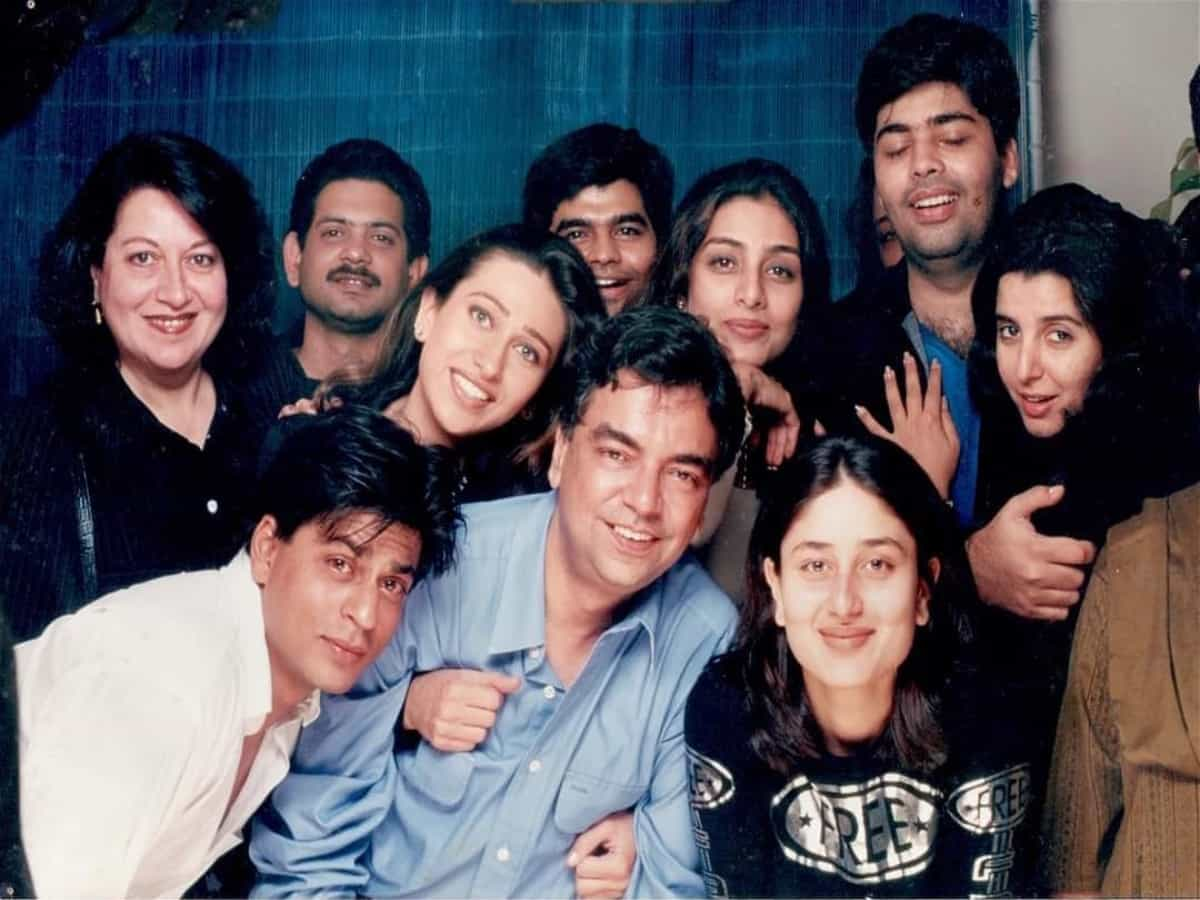 Bunch of talent in a single frame: Farah Khan shares a 'gold' pic