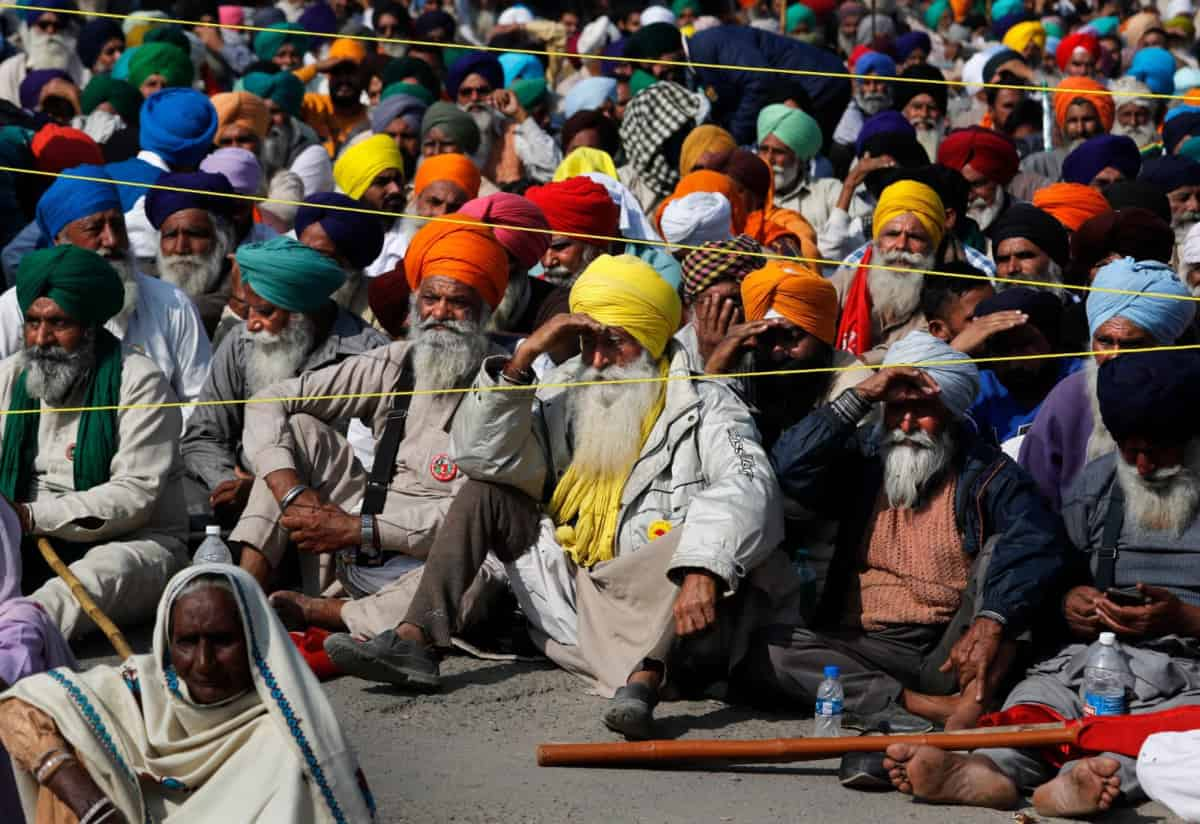 American Sikhs, lawmakers voice support for agitating farmers in India