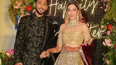 Manish Malhotra, Sanjay Leela Bhansali attend Gauhar Khan's lavish wedding reception