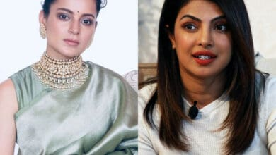 Kangana now targets Priyanka Chopra for supporting farmer's protest