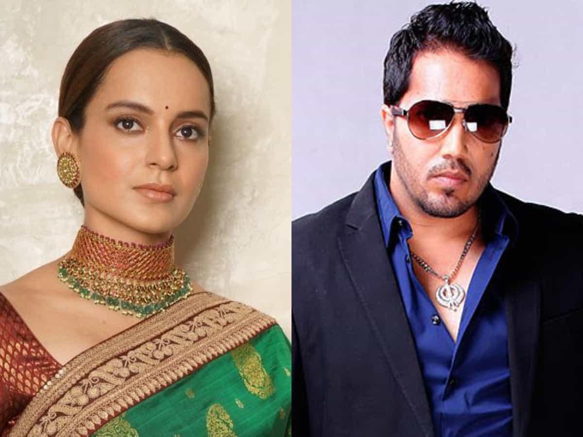 Shame on you: After Diljit, Mika Singh slams Kangana over her Bilkis Dadi's tweet