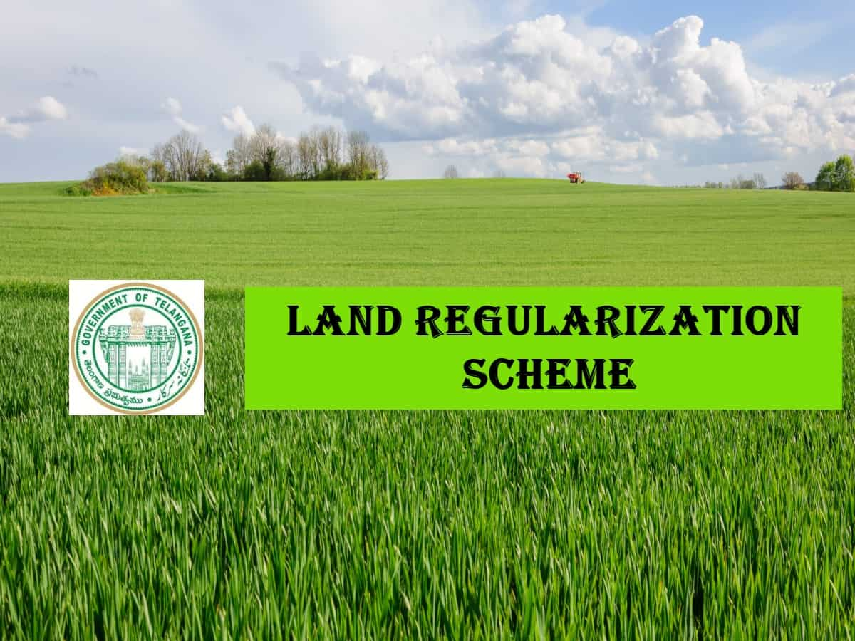 (EDITED) Telangana govt modifies LRS, allows registration of open plots