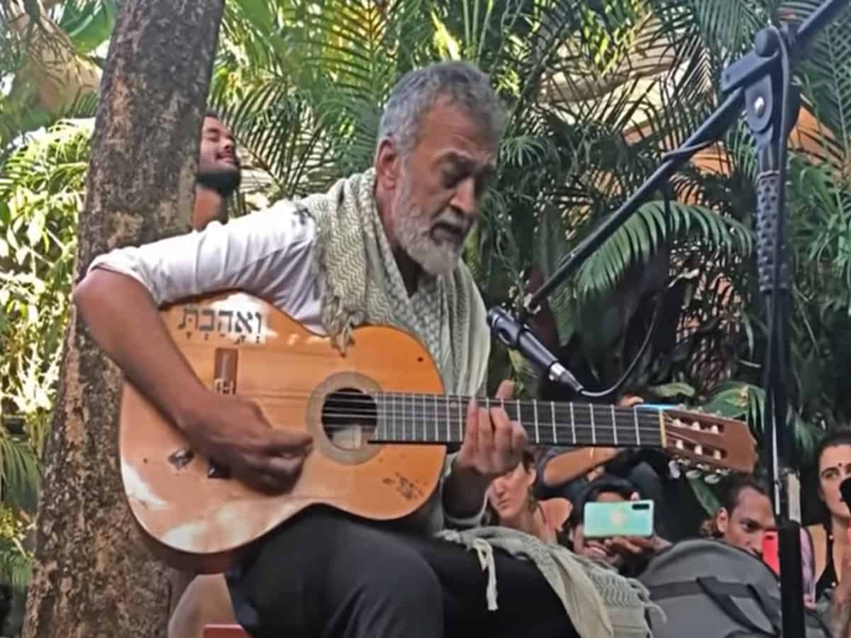 Lucky Ali bowls over internet again; breaks into impromptu gig with 'O Sanam'
