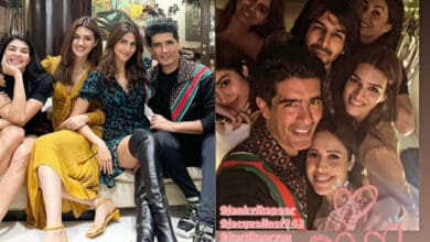 Inside Manish Malhotra's star studded New Year bash, see pics