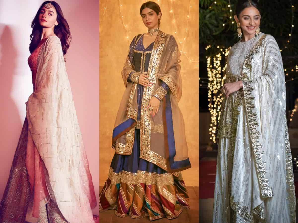 Roundup 2020: Celebs who ruled hearts with Manish Malhotra's ethnic designs