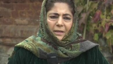 Mehbooba Mufti alleges she is illegally detained at Srinagar residence