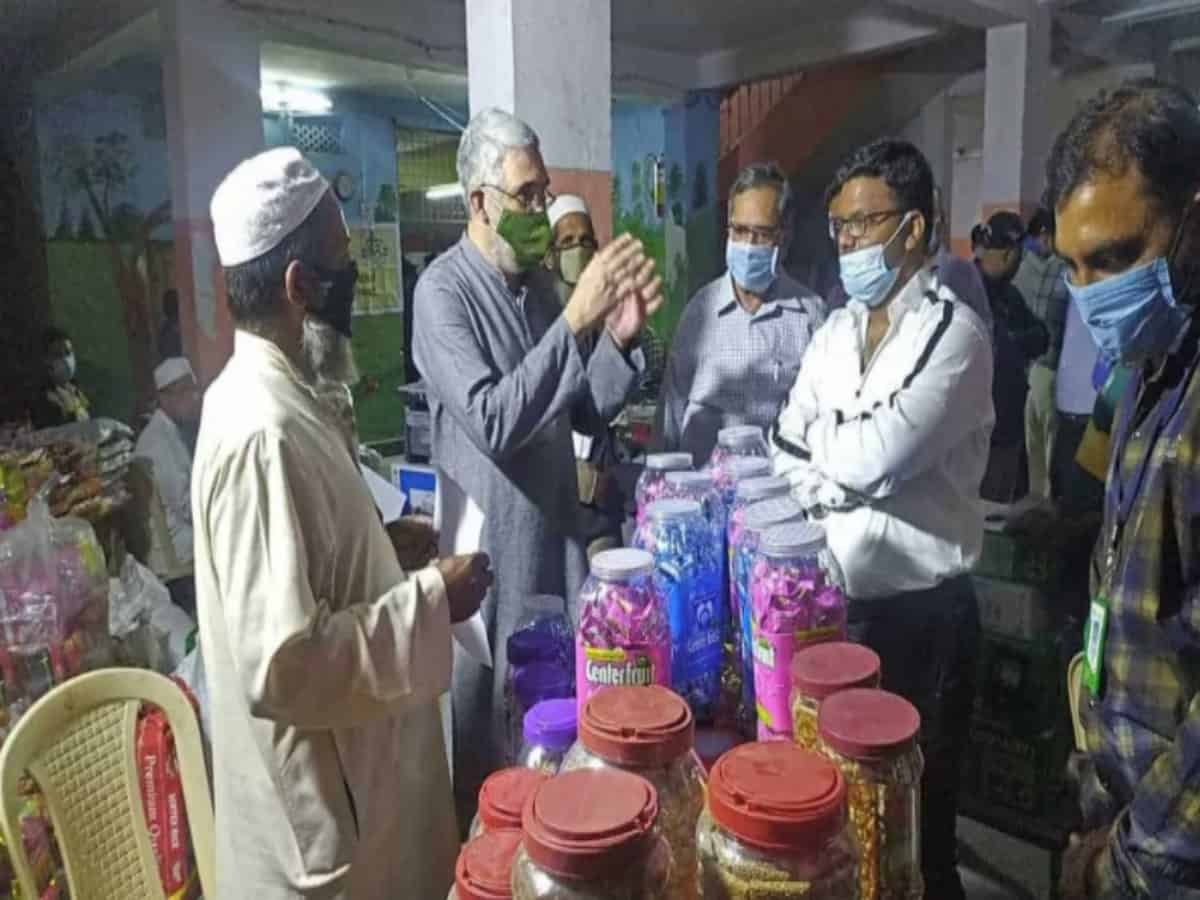 Siasat Millat Fund and Faiz-e-Aam help the flood-affected businesses