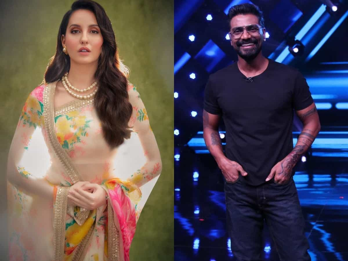 You gave us a scare: Nora Fatehi shares Remo D'Souza's health update