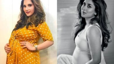 Sania Mirza to Anushka Sharma, celebs who highlighted importance of prenatal yoga