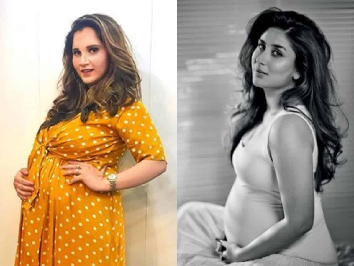 Sania Mirza to Anushka Sharma, celebs who highlighted importance of prenatal yoga