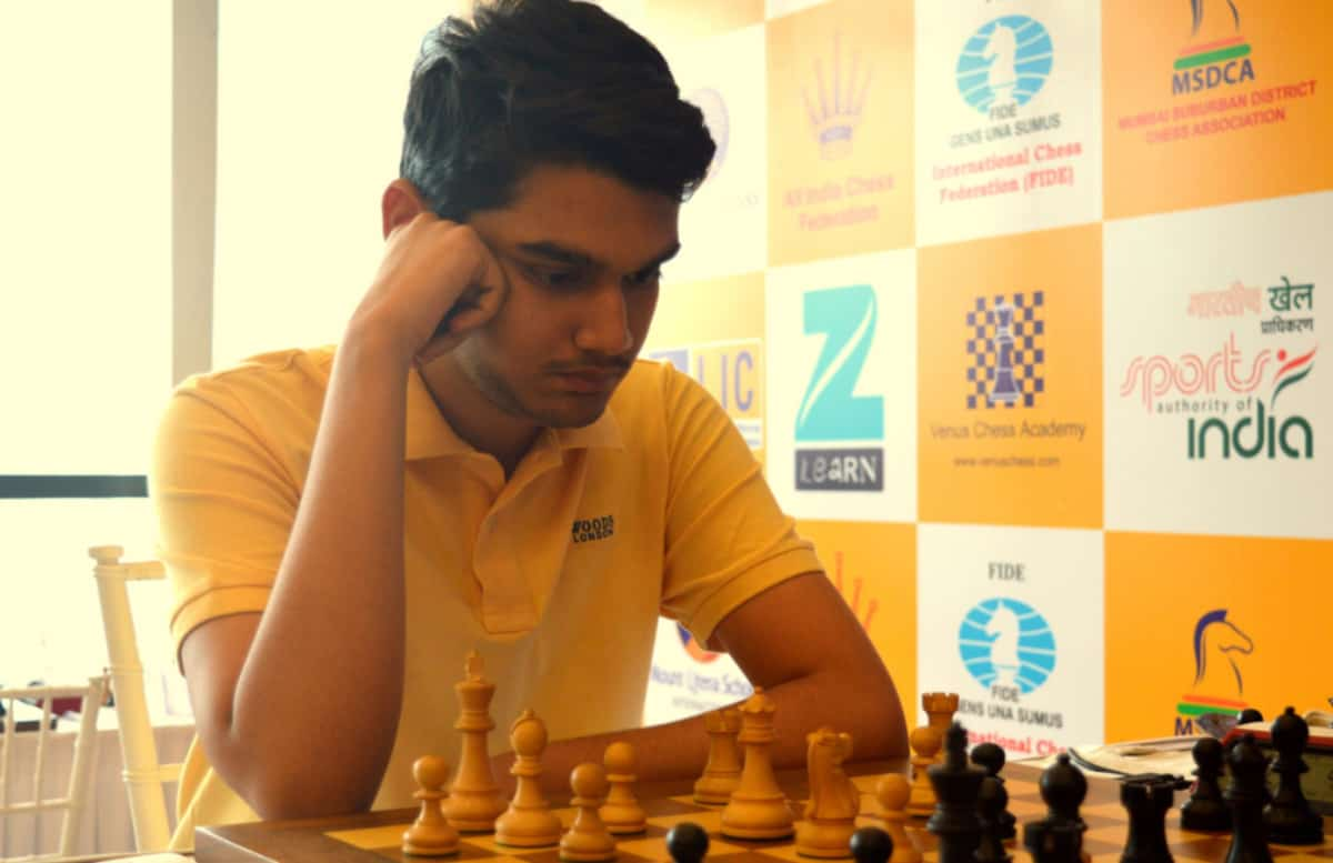 Hyderabad's Rithvik to participate in global chess championship