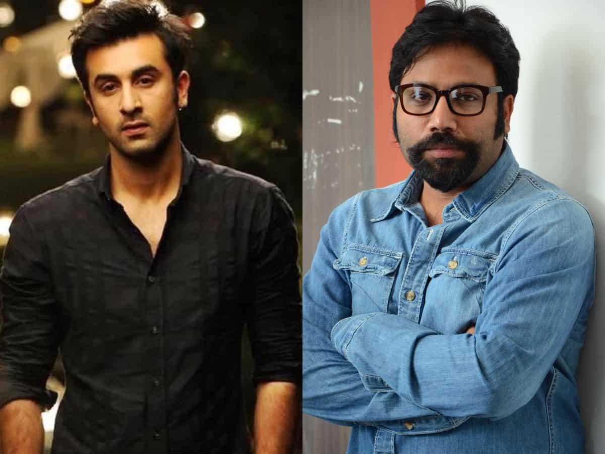 Ranbir Kapoor to star in Arjun Reddy director Sandeep Vanga's next
