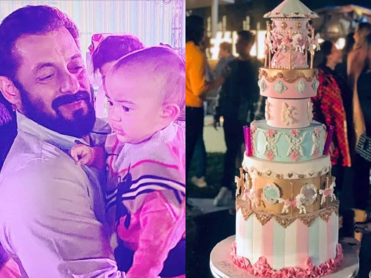 Watch: 'Mamu Jaan' Salman Khan & Ayat's birthday celebrations