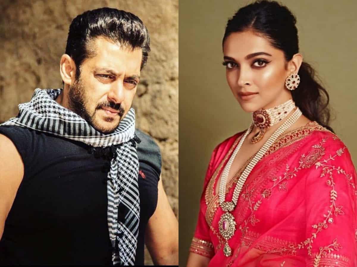 Salman Khan, Deepika Padukone to share screen space for the first time!