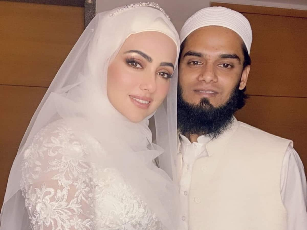 'First met Anas in Mecca': Sana Khan opens up about her marriage