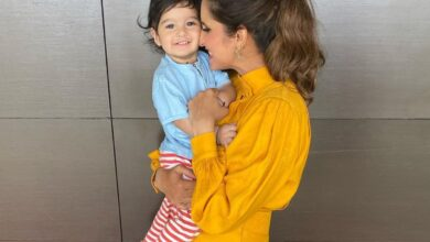Sania Mirza & baby Izhaan are social media's fav mother-son duo, here's a proof